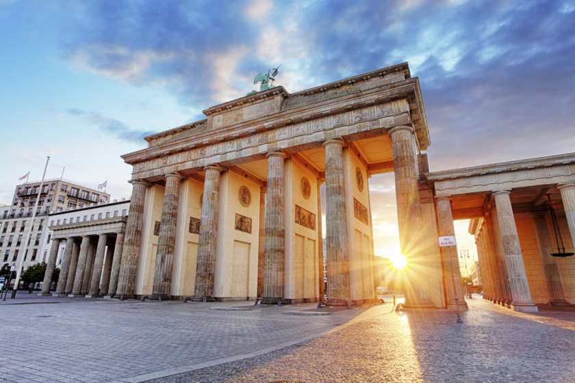 Image of Berlin, the location for INTERGEO 2017
